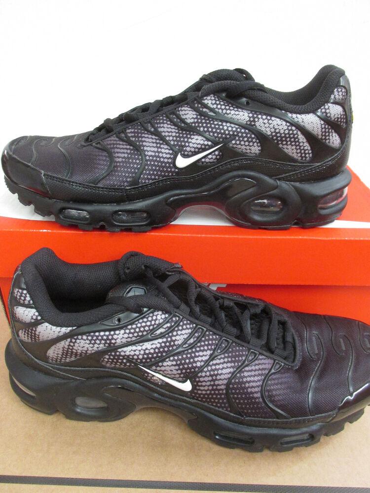Nike Air Max Plus Txt Chaussure de Course pour Homme 647315 011 Baskets