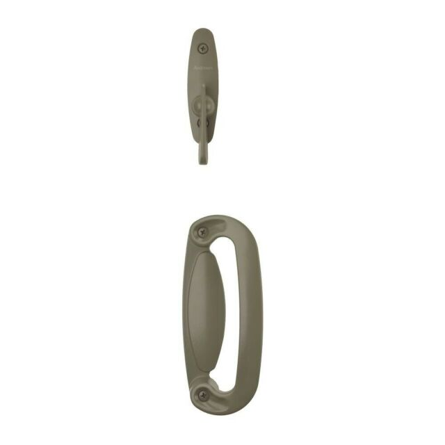 Tribeca 2-Panel Gliding Patio Sliding Door Lock Hardware Set In Stone Finish NEW  sc 1 st  eBay & Andersen Tribeca 2-Panel Gliding Patio Door Hardware Set in Stone ...