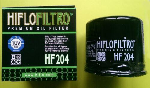 HF204 2014 To 2018 HIFLOFILTRO OE Qualité Remplacement Filtre à Huile Yamaha MT07