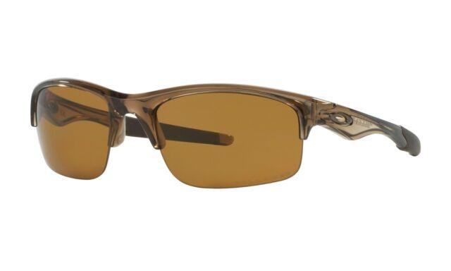 3047489beb5 Oakley Bottle Rocket POLARIZED Sunglasses OO9164-05 Brown Smoke W  Bronze  Lens