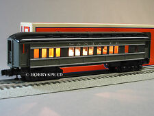 LIONEL SANTA FE BABY MADISON COACH o gauge train 6-81779 passenger 6-81782