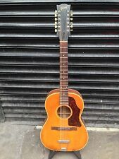 Vintage 1966 Gibson B25 12 twelve string acoustic guitar small body natural
