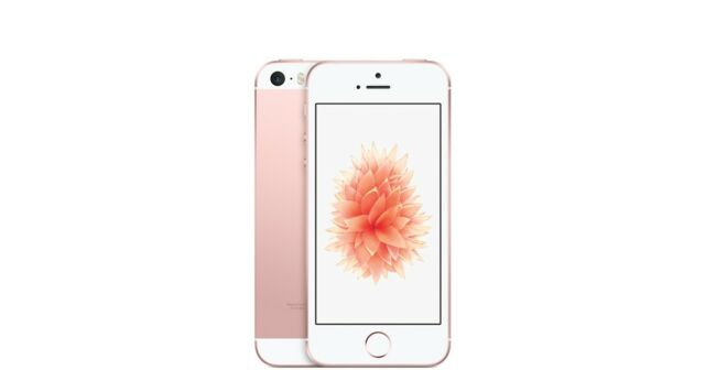 iPhone SE 32GB Rose Gold (T-Mobile) Excellent Condition