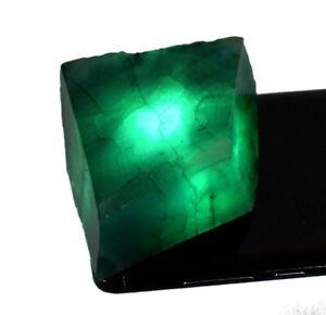 1 Piece Brazilian Emerald Gemstone Polished Rough Natural 400-500 Ct Super Sale
