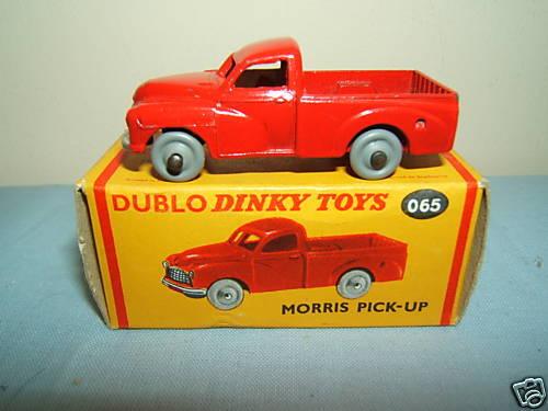 Dinky  Dublo  Modelo No. 065 Morris recogida Mib