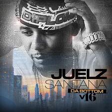Juelz Santana - Da Bottom 16 [New CD]