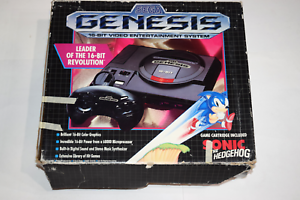 Genesis-Sonic-the-Hedgehog-Bundle-Sega-Console-Video-Game-System-Complete-in-Box
