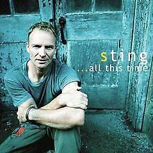 All-This-Time-von-Sting-CD-Zustand-gut