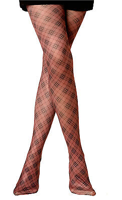 e1de0d75b EXCLUSIVE NEW LADIES PRINTED TIGHTS 40 DEN VARIOUS COLOURS WOMENS STOCKINGS