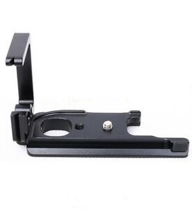 Quick-Release-L-Plate-Bracket-Holder-hand-Grip-for-canon-EOS-M5-Arca-swiss-RRS