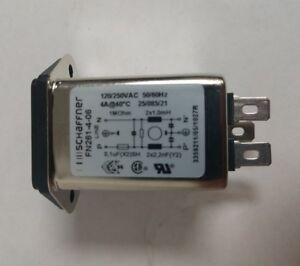 AC Power Entry Modules 4A