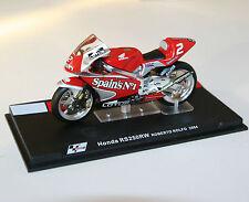 Ixo-Honda Rs250rw Roberto Rolfo (2004) Moto Gp Moto Modelo Escala 1:24