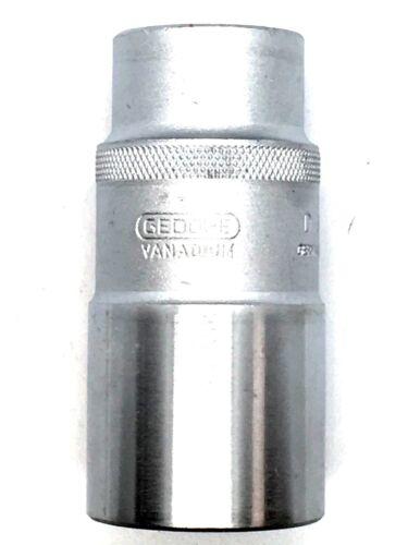 Gedore 6272830 D19-Prise D32 19-21-22-23-24-30-36mm Clé à cliquet douilles