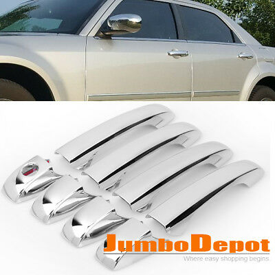 For Chrylser 300 C 2005 2006 2007 Chrome Covers Set Mirrors+4 Doors+Tail Lights