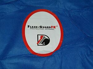 Daniels Safety Flashguard FR Flame Resistant Coveralls elastic blue Size 3XL