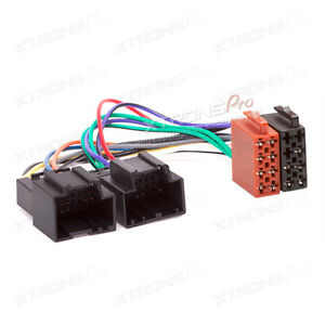 chevrolet saab 9 5 iso radio plug adapter auto wiring cable stereo rh ebay co uk auto wiring connectors socket auto wiring connector plugs
