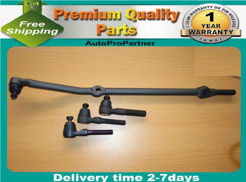 4 TIE ROD END SET FOR JEEP CHEROKEE 91-01 COMANCHE 91-92