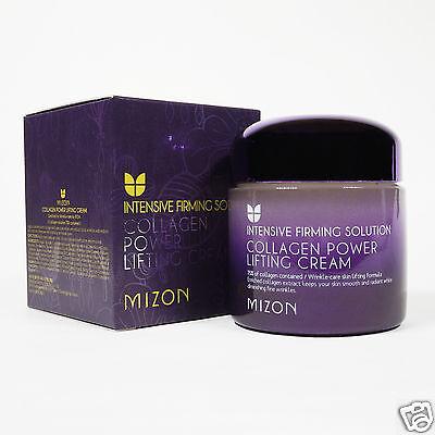 MIZON Collagen Power Lifting Cream 75ml Elasticity Tighten Free-Paraben