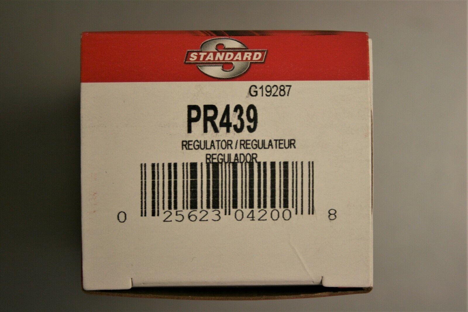 Fuel Injection Pressure Regulator-PRESSURE REGULATOR Standard PR439
