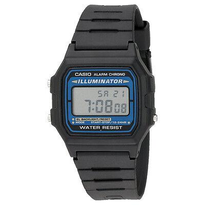 Casio F105W-1A Men's Classic Water Resistant Illuminator Digital Sports Watch