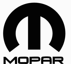 MOPAR-LOGO-Vinyl-Decal-Car-Window-Bumper-Sticker-Jeep-Ram-Dodge-Chrysler-RC005