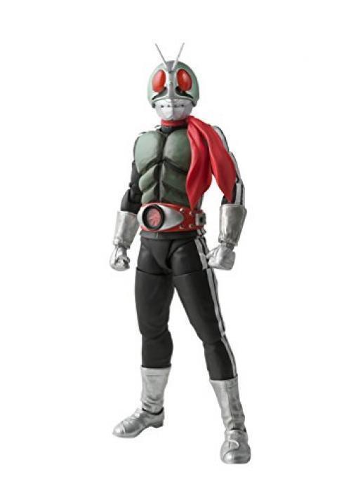 NEW S.H.Figuarts Masked Kamen Rider NEW No.1 Shinkocchou Seihou Figure BANDAI