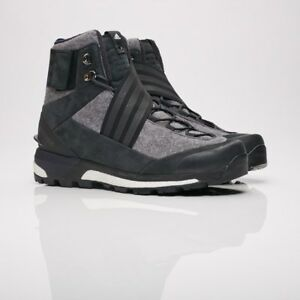 sneakers for cheap cheap price exquisite style Details about Adidas Consortium x Xhibition Terrex Tracefinder Boots  black/grey CM7881