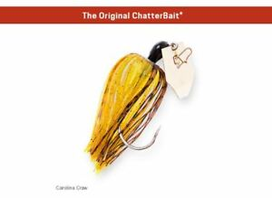 Z-Man 3//8 Oz The Original Chatterbait Fishing Lure Candy Craw CB38-66 New 3