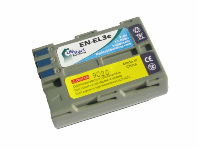 Battery for Nikon D300, D200, EN EL3E, D100 SLR