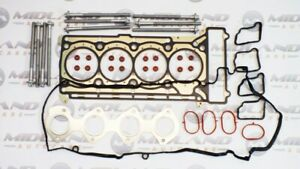 HEAD GASKET SET AND HEAD BOLTS FOR MERCEDES BENZ C E CLASS W203 W211 C180 C200