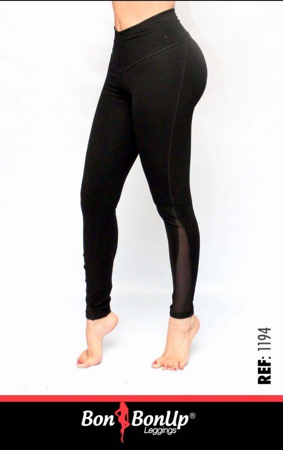 Bon Bon Up Women's Leggings Internal Body Shaper -Butt Lifter Levanta cola