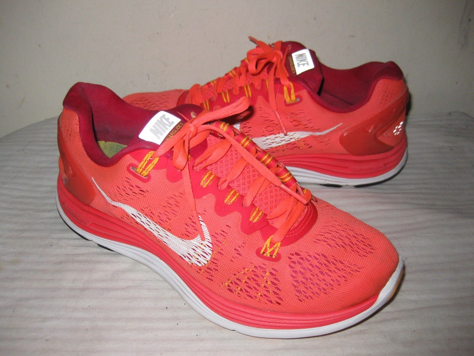 Nike Lunarglide 5  Style Women's Shoes Comfortable New shoes for men and women, limited time discount