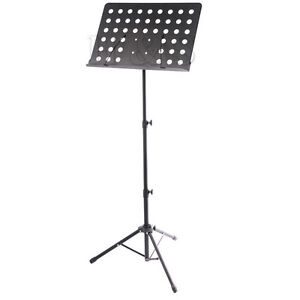 Heavy-Duty-Orchestral-Sheet-Music-Conductor-Stand-Holder-Tripod-Base-Foldable