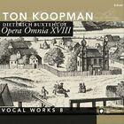 Dieterich Buxtehude: Opera Omnia XVIII - Vocal Works, Vol. 8 (CD, Mar-2014, 2 Discs, Challenge Classics)