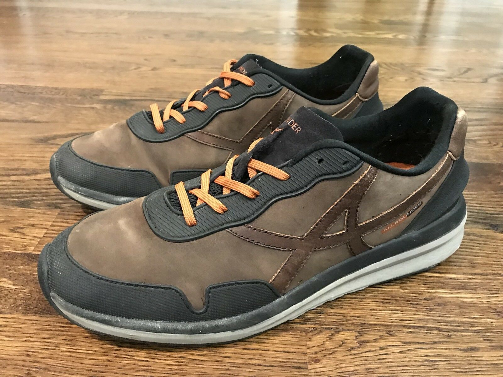 Allrounder Soft Brown Speed Men's Size 12 Sneaker Shoes