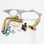 Turbocharger-2000-882-210-Turbo-Install-Kit-For-SUBARU-Mitsubishi-TD04L-TF035HM thumbnail 4