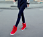 Women-039-s-Winter-High-Top-Sneaker-Lace-Up-Hidden-Wedge-Heel-Ankle-Boots-Shoes thumbnail 7