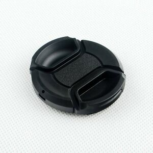 58mm Center pinch Snap-on Front cap for Samsung NX10 NX11 NX100 18-55mm