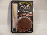 Mossback 7710 Back Woods Babe Game Turkey Call