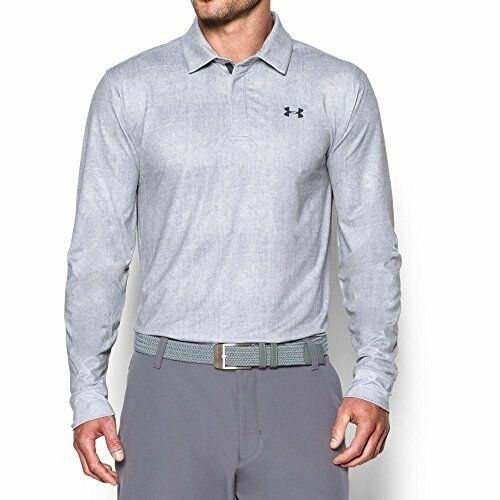 Under Armour Apparel  Herren Playoff Long Sleeve Polo- Select SZ/Farbe.