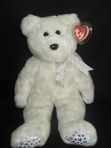 Image is loading TY-BEANIE-BUDDY-BEGINNING-BEAR-RETIRED-WITH-TAG 1da98ca36af