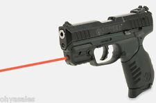 LaserMax Rail Mount Red Laser Sight for Ruger SR22, SR9c, SR40c - LMS-RMSR