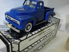 DURHAM CLASSICS 53 FORD PICK UP BLUE 1:43 SCALE NEW IN BOX