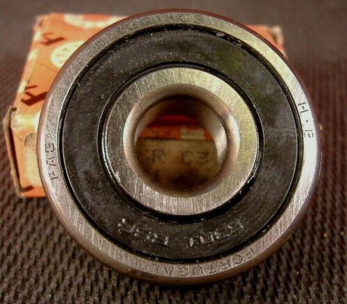 2RS, Single Row Sealed Ball Bearing INA, KOYO, SKF, Nachi FAG 6301 2RSR C3