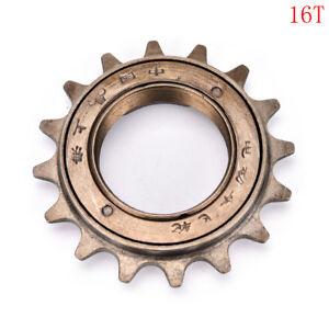 1pc BMX Bike Bicycle Race 16T Tooth Single Speed Freewheel Sprocket Part daf