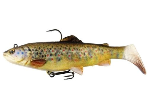 Savage Gear 4D Rattle Trout 12.5cm 35g MS Rattle for predators