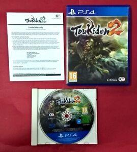 Toukiden 2 - PLAYSTATION 4 - PS4 - USADO - MUY BUEN ESTADO