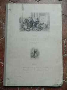 Societe-de-Acuarelistas-en-Frances-Generador-De-Goupil-Carpeta-Dura-49-80