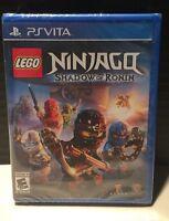 Lego Ninjago: Shadow Of Ronin - Playstation Vita Playstation Vita Brand
