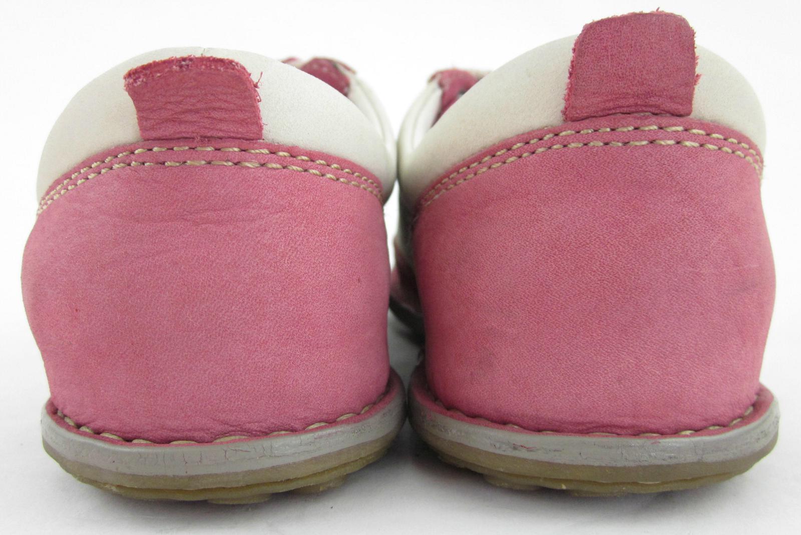 Born Damenschuhe Wingtip Style Schuhes Dusty Rose Pink Pink Rose Cream Leder Sz 6.5 55bd18